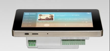 华尔思BM206背景音乐控制器